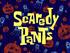 Scaredy Pants title card