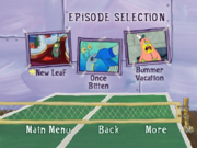Season 4 Volume 2 disc 1 episode selection screen 2