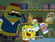 SpongeBob Meets the Strangler 101