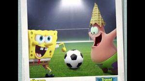 Spongebob and Patrick Travel the World MEXICO Paramount Pictures Australia
