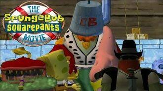 The SpongeBob SquarePants Movie - All Bosses HD
