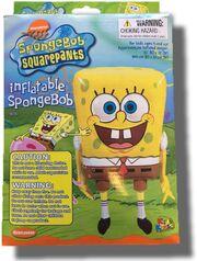 Inflatable SpongeBob