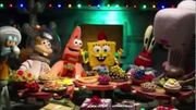 It's a Spongebob Christmas Don't be a jerk,It's Christmas!