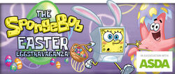 Nickelodeon-UK-Easter-2012-Competition-The-SpongeBob-SquarePants-Easter-Eggstravaganza-SpongeBob-Dressed-As-A-Easter-Bunny-Patick-Star-Bursting-Out-Of-A-Easter-Egg