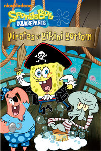 Pirates of Bikini Bottom Kindle Cover