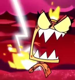 Unikitty Angry