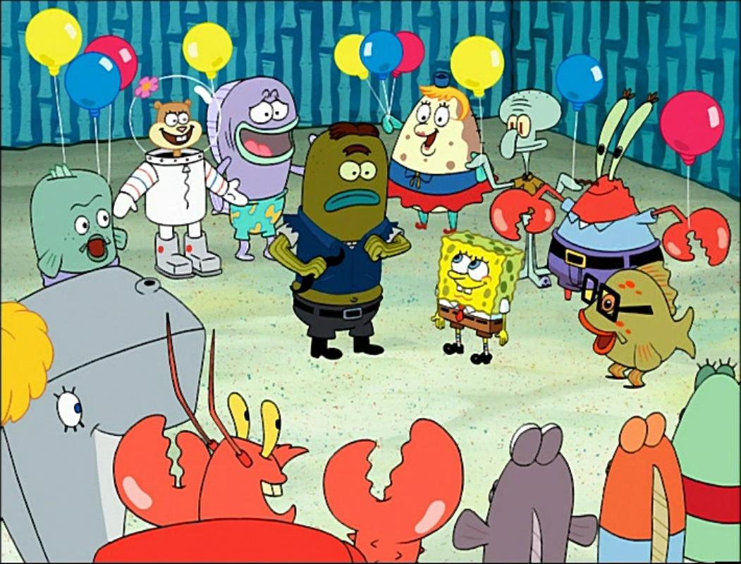 Mrs Puffgalleryspongebob Meets The Strangler Encyclopedia