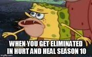 Primitive Sponge meme