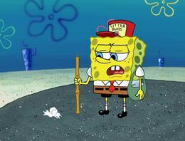 SpongeBob Meets the Strangler 014