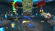Spongebot Hit