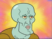 The Two Faces of Squidward 24