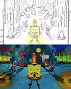 SpongeBob-Band-Geeks-Storyboard-Group