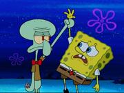 SpongeBob Is Still Acting Very Childish