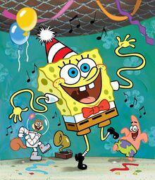 SpongeBob Party Pooper Pants promo