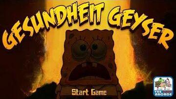 SpongeBob SquarePants Gesundheit Geyser