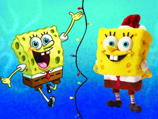 Image - It's a Spongebob Christmas .jpg | Encyclopedia SpongeBobia ...