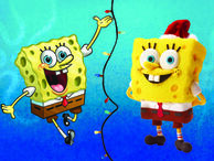 It's a Spongebob Christmas