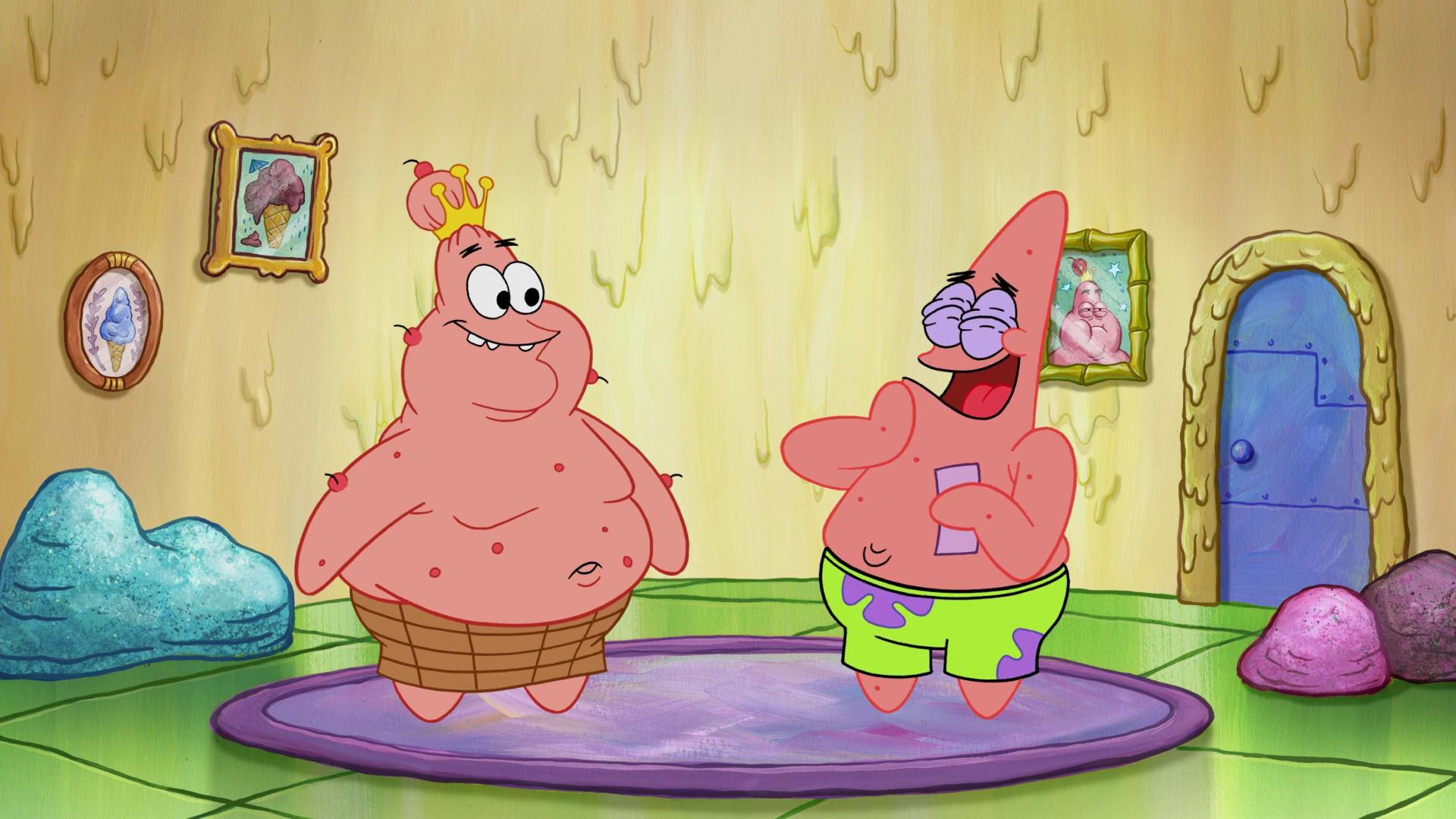 Spongebob nudepics Nude Photos 9