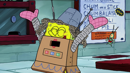 Plankton Gets the Boot 123