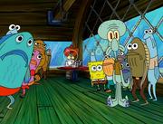 Sandy, SpongeBob, and the Worm 052