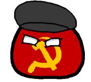 Soviet Union Polandball