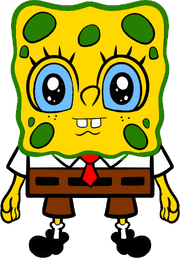 Anime SpongeBob