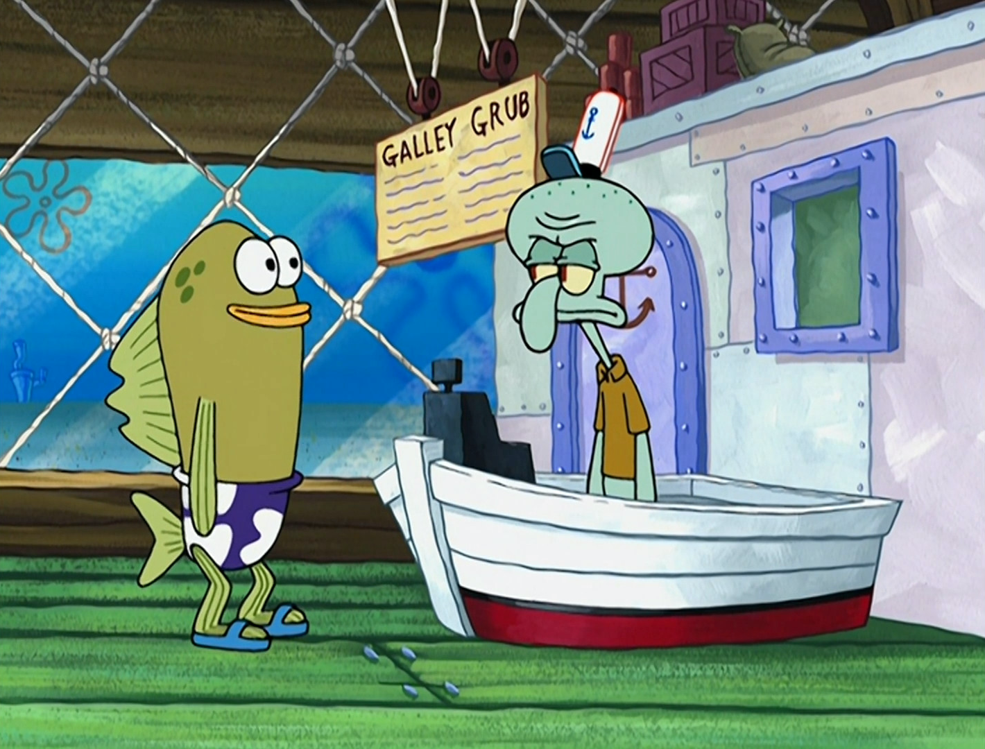 Mr Krabs One Millionth Dollar Gallery Encyclopedia