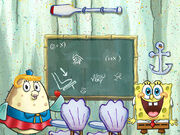 SpongeBob-Mrs-Puff-in-Patrick's-house