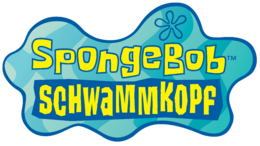 SpongeBob Schwammkopf old logo