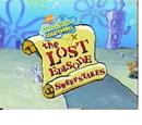 SpongeBob SquarePants The Lost Episode Sweepstakes
