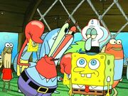 SpongeBob napkins 3