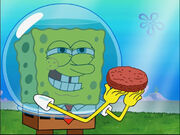 The Krabby Patty That Ate Bikini Bottom 037