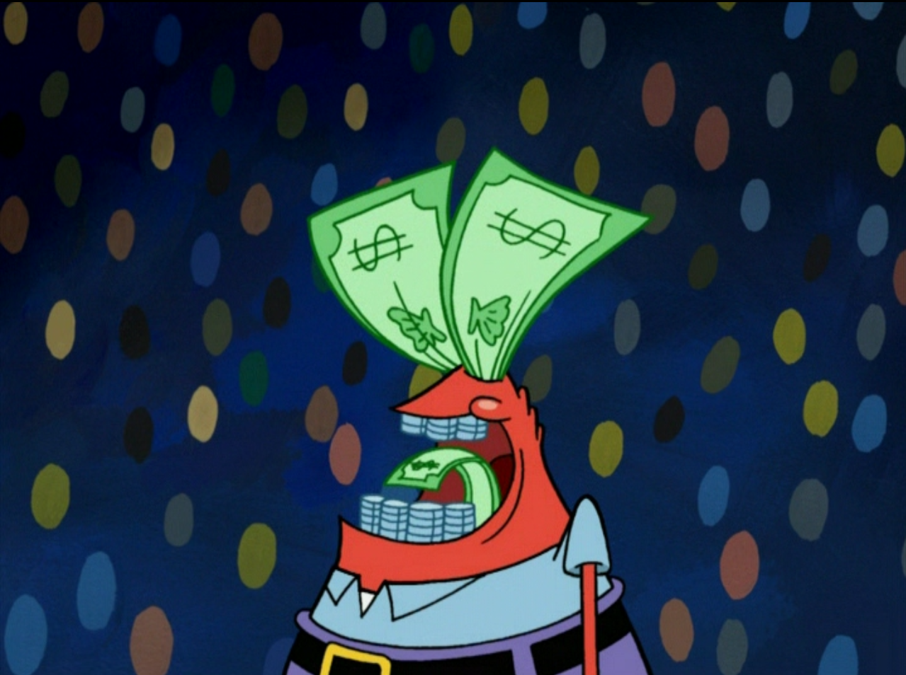 آقای خرچنگ