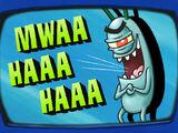 Plankton's Diary: Evil Laugh/transcript