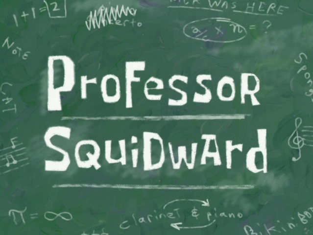 File:Professor Squidward.png