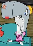 SpongeBob-Pearl-injured-bandages