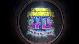 SpongeBob SquarePants 4-D The Great Jelly Rescue