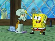 The Two Faces of Squidward 030