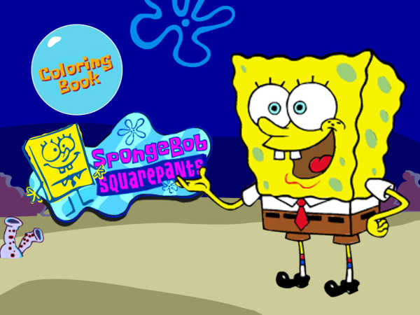 Coloring Book | Encyclopedia SpongeBobia | FANDOM powered by Wikia