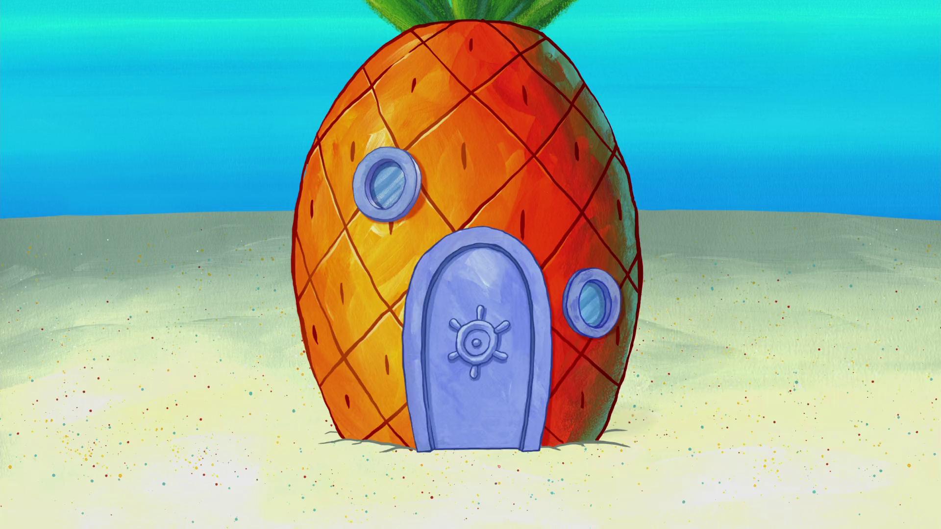 mini spongebobs house encyclopedia spongebobia fandom