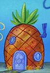 SpongeBob's pineapple house in Season 1-2