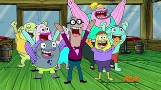 SpongeBob Music Sea Battle 44