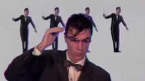 Talking Heads - Once in a Lifetime (Official Video)-0