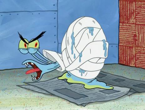 File:Gary hisses at SpongeBob.png