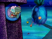 Squidward in Have You Seen This Snail?-1