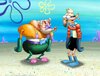 Mermaid Man & Barnacle Boy VI The Motion Picture 102