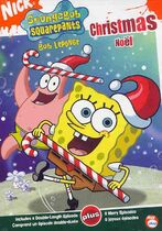 SpongeBob Christmas DVD Bilingual