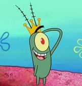 King Plankton?