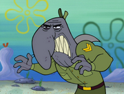 Mrs. Puff, You're Fired 171