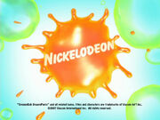 Nick closing logo